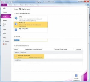OneNote sync with SharePoint Online