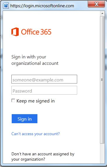 O365 Sign-In | Micromail Blog