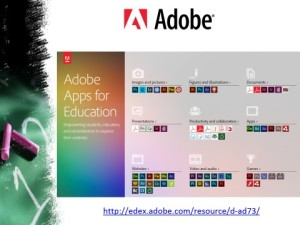 Adobe Apps for Education