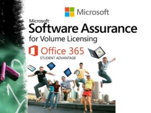 Microsoft  O365 Student Advantage